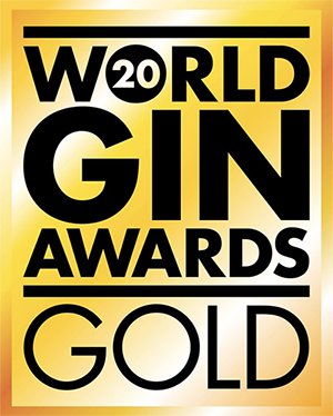 World Gin Awards Gold 2020